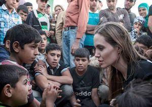 Les femmes de la semaine : le coup de gueule d'Angelina Jolie pour les enfants syriens