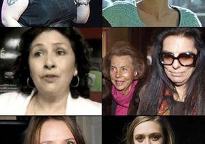 Les femmes de la semaine : les Bettencourt réconciliées chez Armani