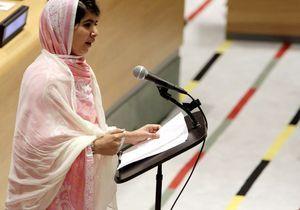 Les femmes de la semaine : Malala, toujours plus forte