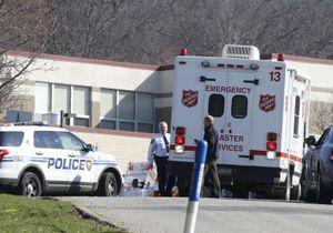 Attaque au lycée de Pittsburgh: l'agresseur était un élève