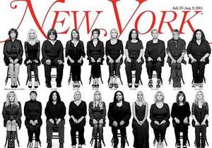 35 victimes présumées de Bill Cosby posent en une du New York Magazine