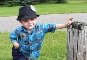 A quatre ans, il est maire d'une commune du Minnesota