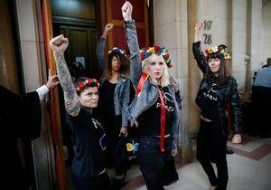 Action à Notre-Dame : les Femen seront jugées plus tard