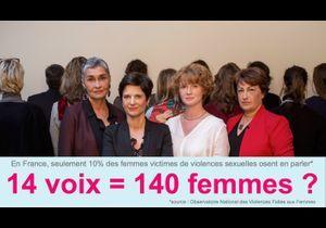 Affaire Baupin : 14 femmes prennent la pose pour interpeller les candidats à la présidentielle