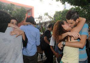 Affaire du baiser: les adolescents marocains acquittés
