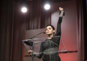 Affaire Weinstein : 1 million de dollars proposé à Rose McGowan pour qu'elle se taise