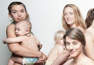 Allaitement : une photo de femmes nues fait polémique sur Facebook