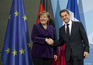 Angela Merkel fera campagne pour Nicolas Sarkozy