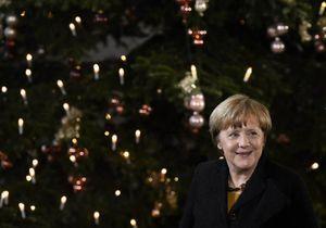 Angela Merkel, personnalité de l'année 2015 selon le Time