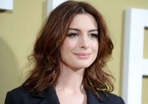 Anne Hathaway enceinte : « Le chemin n'a pas été facile »
