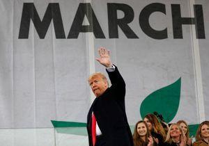 Anti-IVG : Donald Trump en croisade