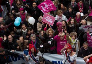 Anti-mariage gay : la manifestation a « échappé aux organisateurs »
