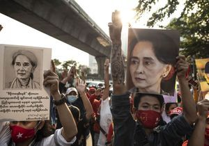 Arrestation d'Aung San Suu Kyi : le retour de la junte en Birmanie