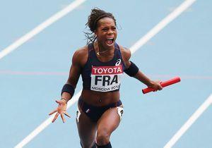 Athlétisme : l'une des Françaises refuse de rendre sa médaille