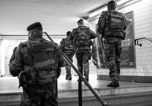 Attentats : une ceinture d'explosifs retrouvée à Montrouge