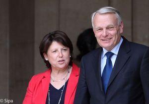 Aubry et Ayrault « main dans la main » à Nantes