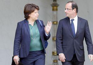 Aubry et Hollande : le déjeuner qui fait parler