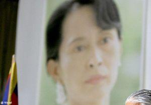 Aung San Suu Kyi reste privée d'élections