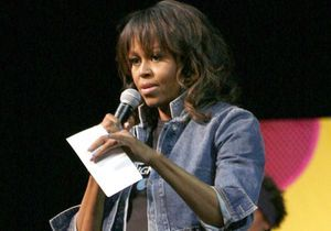 Auriez-vous reconnu Michelle Obama enfant sur cette photo ?