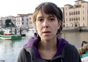 Aurore Martin, recherchée et candidate aux cantonales