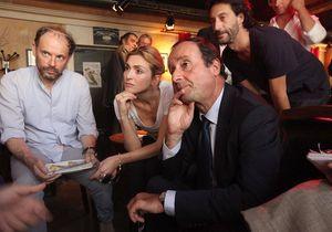 Avec humour, François Hollande répond aux rumeurs de mariage avec Julie Gayet