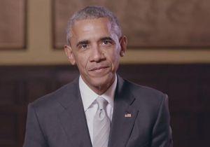 Barack Obama : découvrez son message de (gros) soutien à… Emmanuel Macron