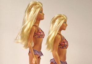 Barbie dans la vraie vie