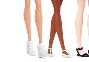 Barbie : enfin des chaussures plates pour la poupée