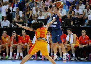 Basket : Les Braqueuses battues par l'Espagne en finale