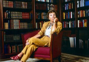 Benoîte Groult : portrait d'une éclaireuse