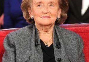 Bernadette Chirac a reçu la légion d'honneur