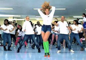 Beyonce et Michelle Obama luttent ensemble contre l'obésité