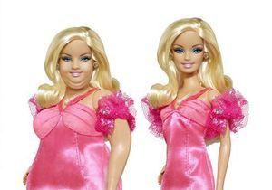 Bientôt une Barbie grande taille?