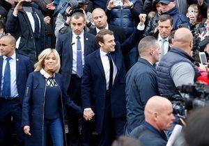 Brigitte Macron enceinte dans Charlie Hebdo : les internautes affligés par un sexisme redondant