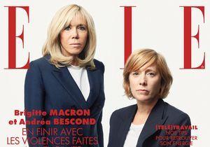 Brigitte Macron et Andréa Bescond s'engagent pour les enfants maltraités