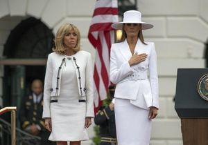 Brigitte Macron : « Je pense que Melania Trump est beaucoup plus contrainte que moi »