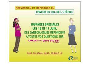 Cancer du col de l'utérus : des gynécos répondent à vos questions