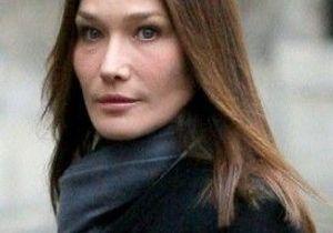 Carla Bruni répond à la mère d'un détenu italien mort en France