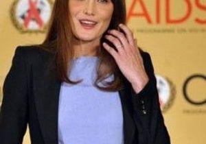 Carla Bruni-Sarkozy écrit dans Libération