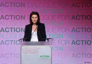 Cécilia Attias : l'ex-femme de Nicolas Sarkozy ouvre un blog