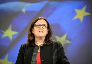 Cecilia Malmström, la négociatrice
