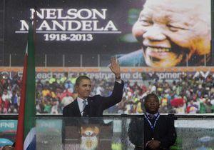 Cérémonie pour Mandela: l'interprète dit être schizophrène