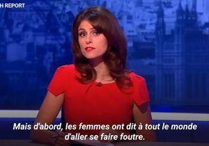 Cette journaliste de la BBC a trouvé la meilleure des réponses aux remarques sexistes