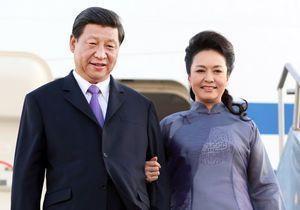 Chine : la garde-robe de la première dame censurée