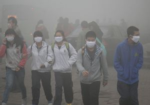 Chine : la pollution responsable de cancers chez l'enfant ?