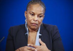 Christiane Taubira s'inquiète de la montée du racisme