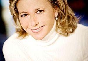 Claire Chazal, une femme en or