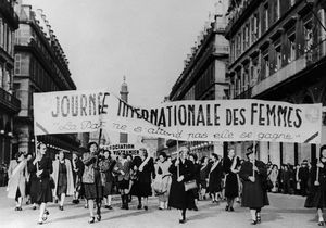 Comment est née la journée des droits des femmes ?