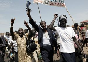 Sauvons Meriam, la Soudanaise enceinte condamnée à mort