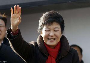 Corée du Sud : Park Geun-hye, première femme présidente